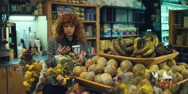 We're Trapped Inside Netflix's 'Russian Doll' -- And It's Great In