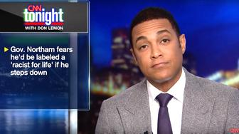 Virginia Gov. Ralph Northam and President Donald Trump are evidently no strangers to scandal, but CNN's Don Lemon believes they've got more in common than that.