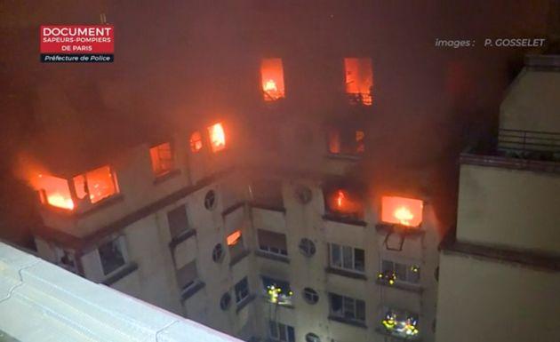 Νεκροί από πυρκαγιά σε πολυώροφη πολυκατοικία στο