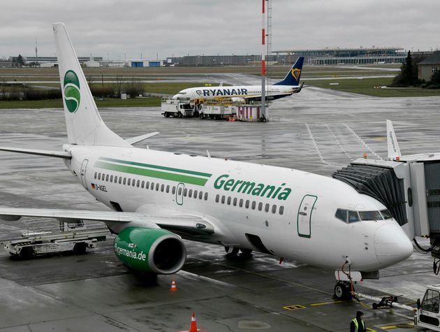 Πτώχευση της χαμηλού κόστους αεροπορικής εταιρείας