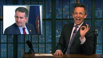 "Seth Meyers, host of ""Late Night"""