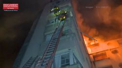 Woman Held After Blaze In Paris Kills 8, Injures
