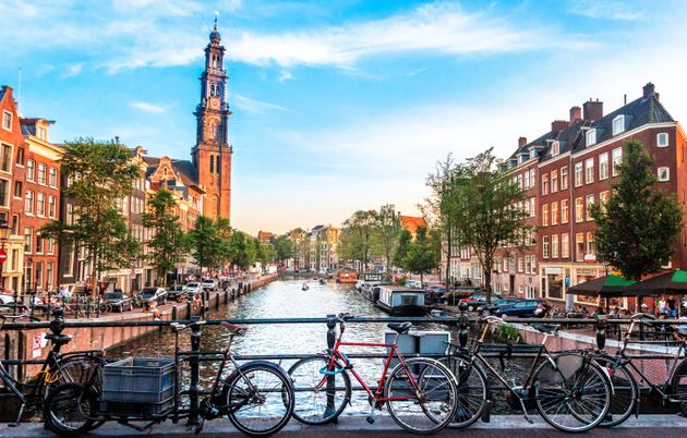 Amsterdam has seen protests about housing affordability in the city. Protestors levelled some of the...
