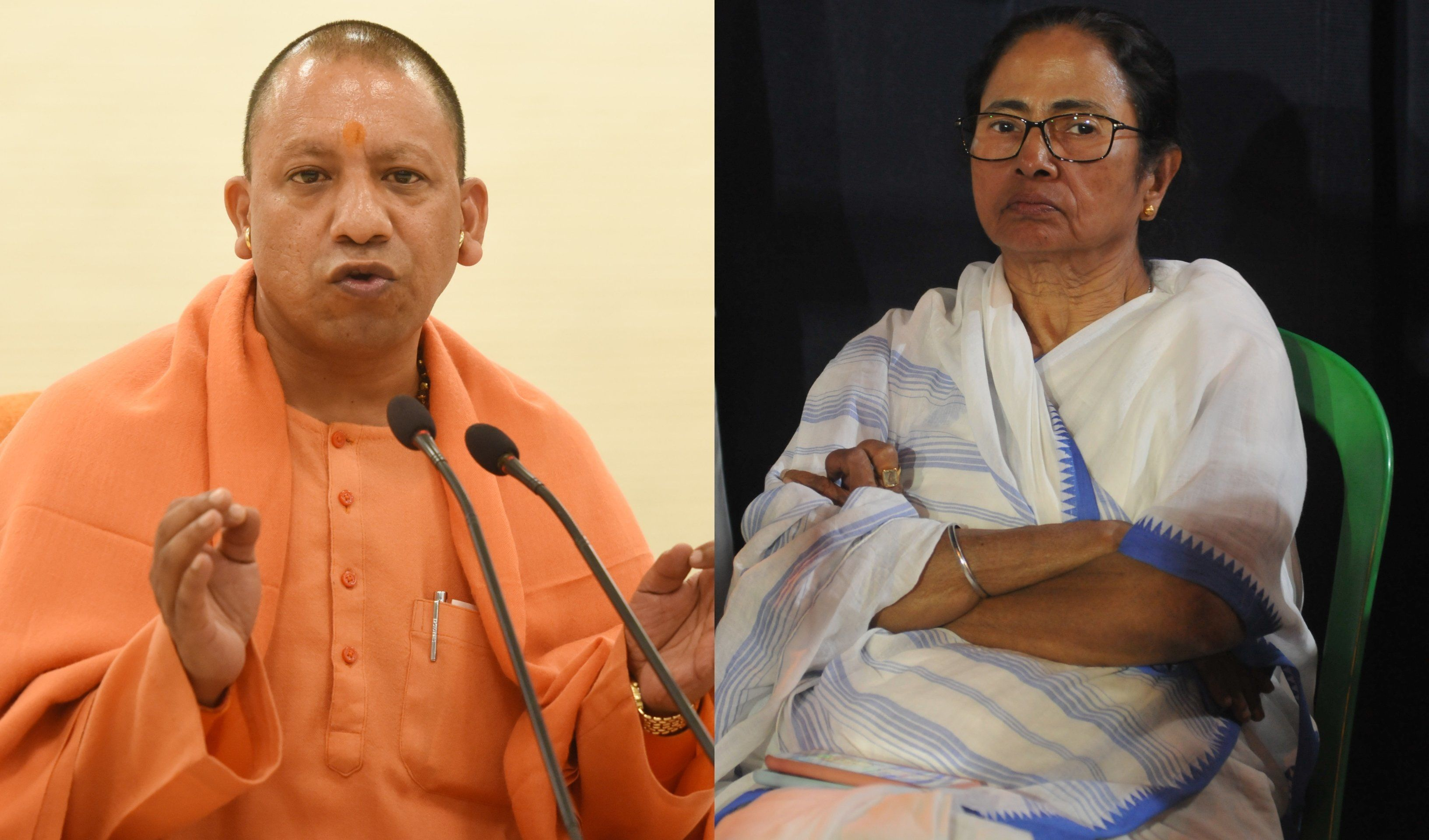 'Manage UP First': Mamata Banerjee To Yogi Adityanath; BJP Asks Her 'How's The