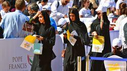 Φρενίτιδα για τον Πάπα Φραγκίσκο στα Εμιράτα που «γέμισε» στάδιο για δημόσια
