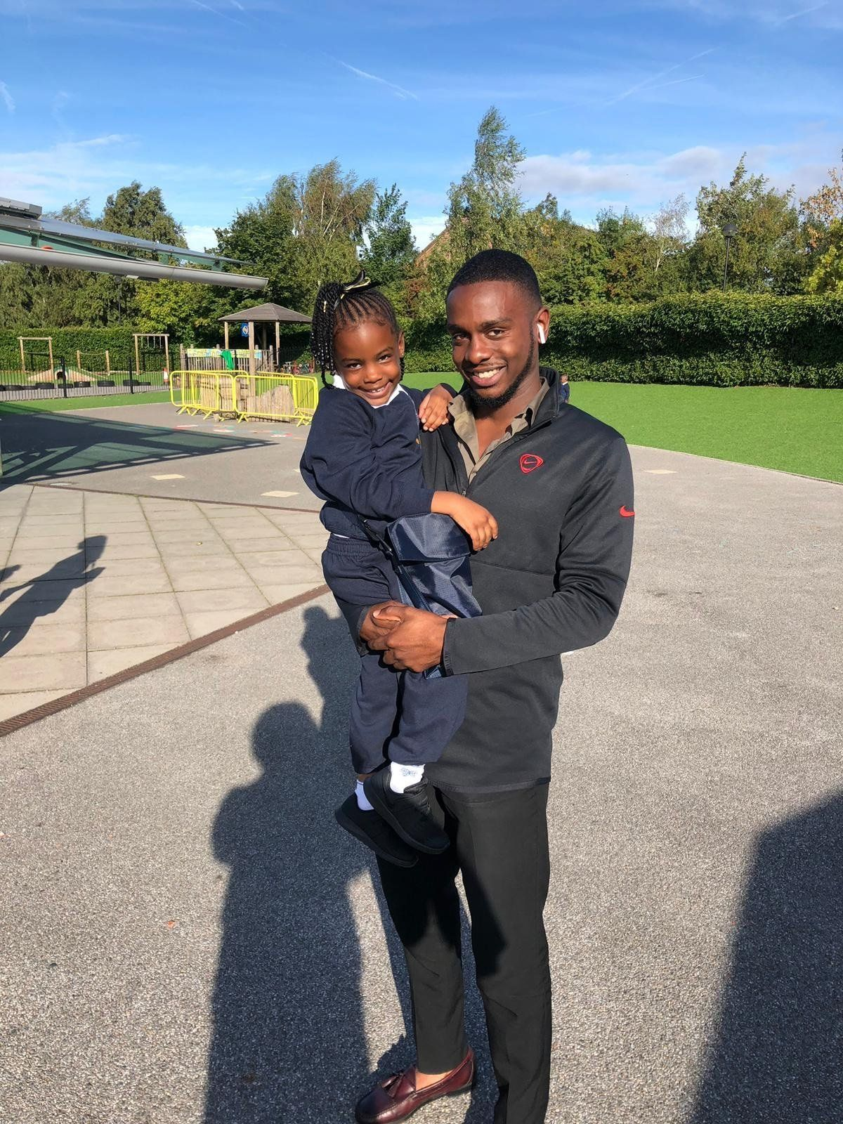 Meet The Young Black Dads Smashing Stereotypes: 'We're Like Daddy