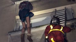 Woman Detained For Fire At Paris Apartment
