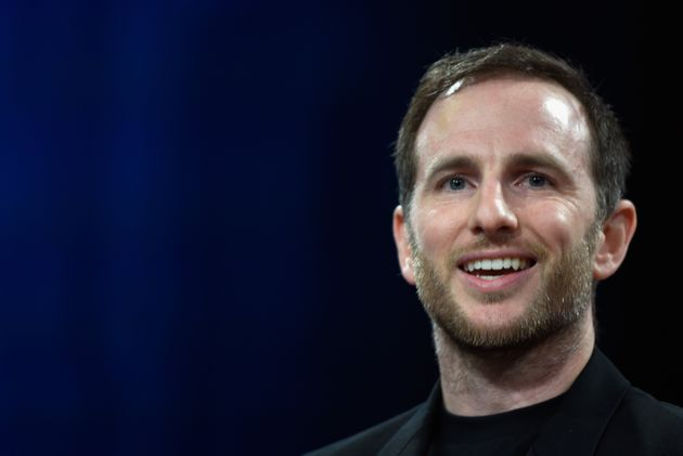 Jo Gebbia, the co-founder of