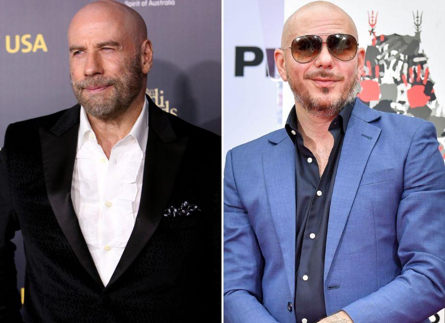 John Travolta Reveals Unlikely Bald-spiration In His 'Good Friend'