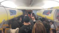 Ryanair-Flugzeug darf nicht starten – dann beginnt der Horror für die
