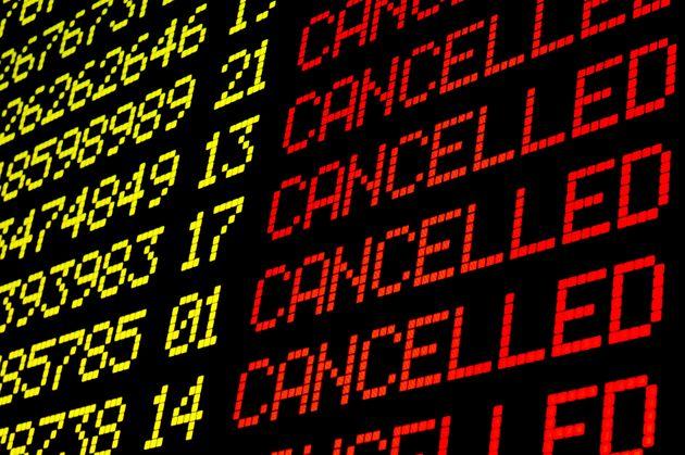 Απαγόρευση πτήσεων στοv ευρωπαϊκό εναέριο χώρο για αεροπορική εταιρεία χαμηλού