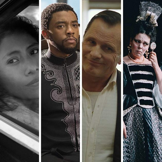 Roma, Pantera Negra, Green Book - O Guia, A Favorita… Dependendo da escolha, o Oscar 2019 tem...