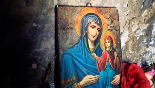 Το σύγχρονο ορατόριο- «Παναγία - Η Μητέρα του Φωτός» στο Μέγαρο
