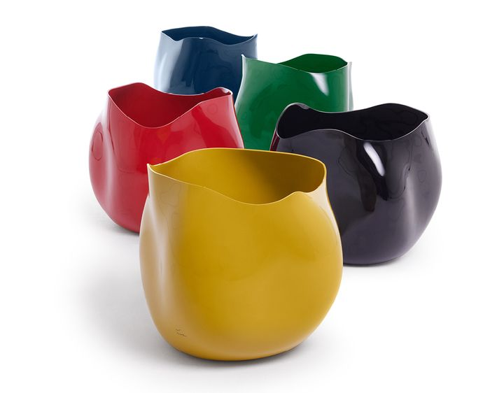 Hae Cho Chung 'Five color vessels 0831'