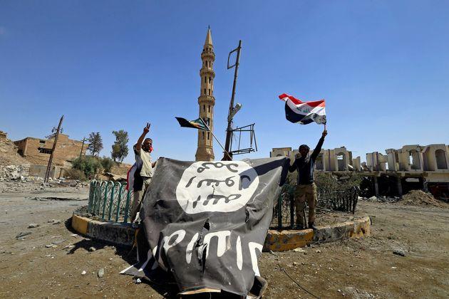 Daech en Irak en