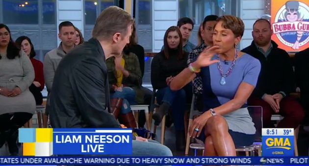 Robin Roberts speaks to Liam