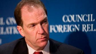 WASHINGTON — President Donald Trump plans to nominate David Malpass, a Trump administration critic of the World Bank, to lead the institution.  That's according to a senior administration official who spoke on condition of anonymity because the official wasn't authorized to comment publicly on personnel decisions.  Trump is expected to make an announcement later this week.  Malpass, the undersecretary for international affairs at the Treasury Department, has been a sharp critic of the World Bank, especially over its lending to China.  Malpass would succeed Jim Yong Kim, who announced in January that he is stepping down three years before his term was set to expire.  The final decision on a successor to Kim will be up to the bank's board.  Politico was first to report on the nomination.  Darlene Superville, The Associated Press