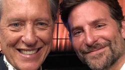 Richard E Grant Is Living The Dream At Oscars