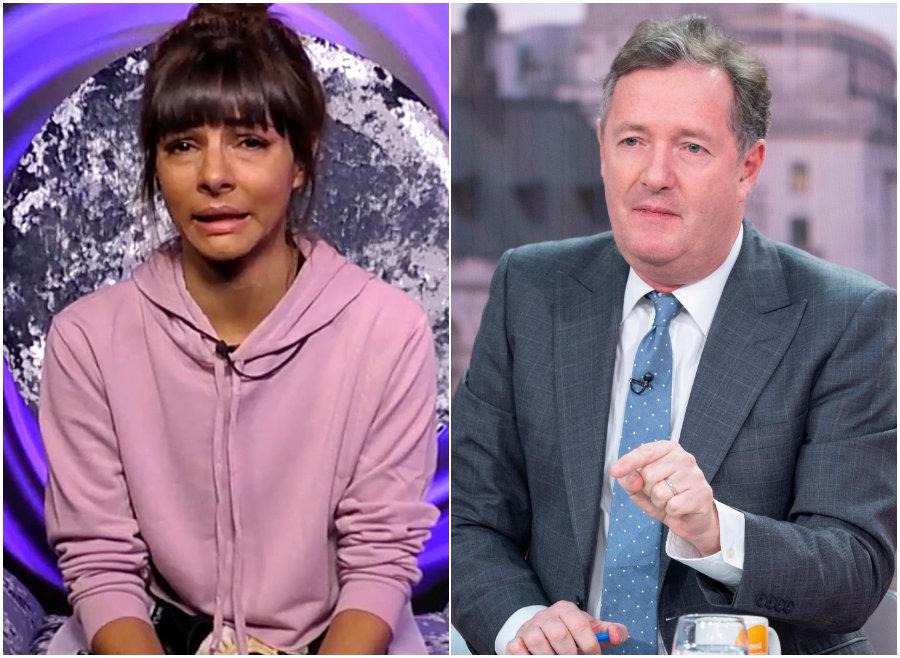 Roxanne Pallett Reveals Unexpected Confidant In Piers Morgan After CBB