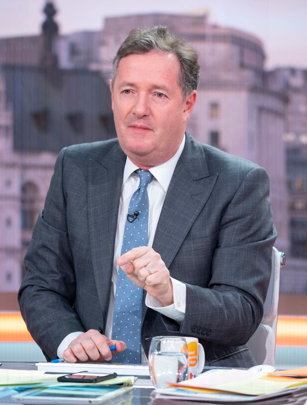 Piers Morgan was Roxanne's