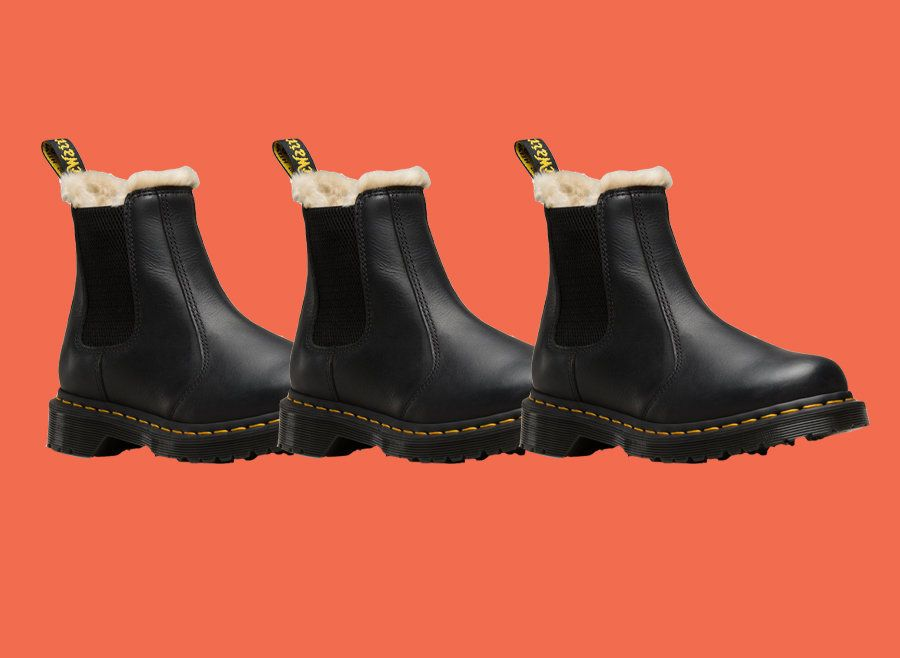 Fluffy Boots To Keep Your Toes Warm And