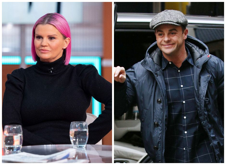 Kerry Katona Says Public Are More Forgiving To Ant McPartlin Than Her Because He's A