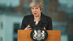 May 'Shafted' Northern Ireland With Brexit U-Turn To Woo