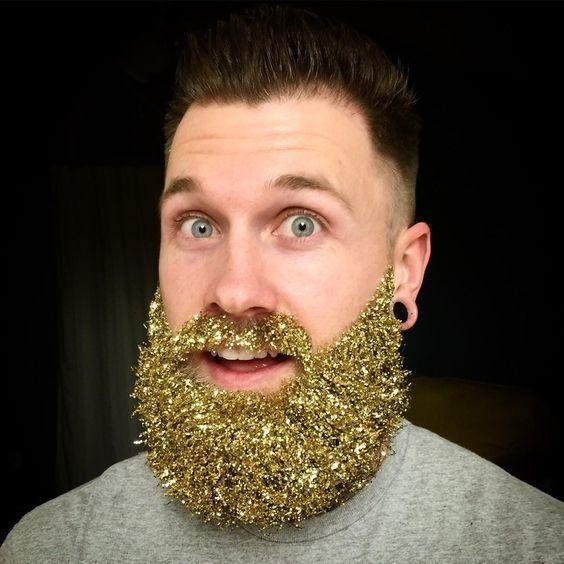 Tem barba de todas as