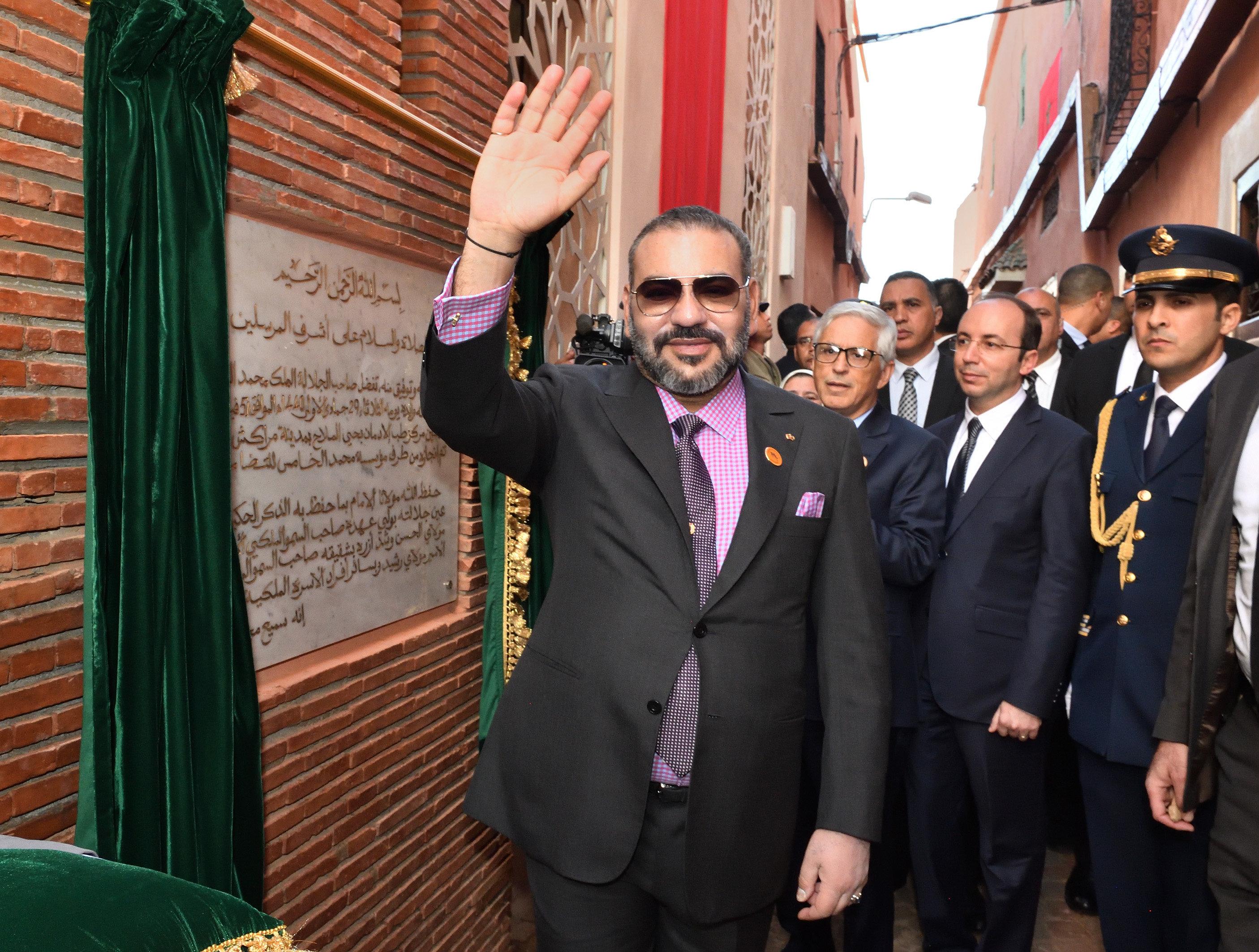Le roi inaugure deux centres de santé dans la médina de