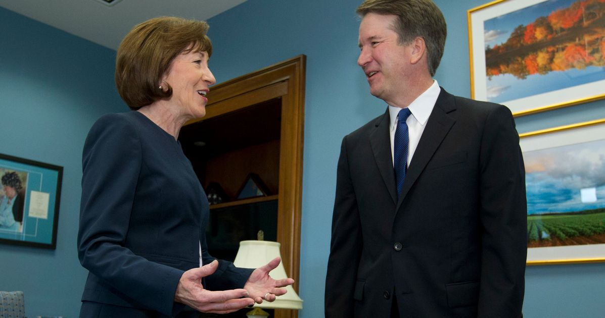 Susan Collins Raised More Money From Brett Kavanaugh Supporters Than Mainers thumbnail