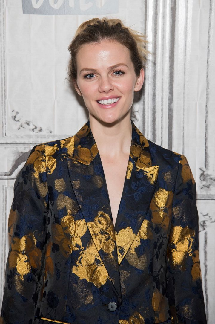 Brooklyn Decker participated in the BUILD Speaker Series last August in New York.