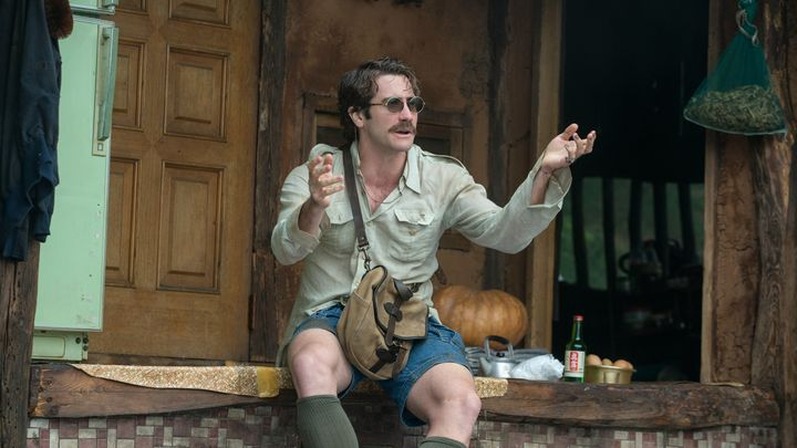 "Gyllenhaal in ""Okja."""