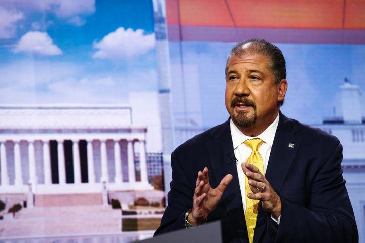Ernst & Young CEO Mark Weinberger has spoken publicly about his commitment to gender equality but has not said anything about Ward's case or responded to her request to make her lawsuit public.