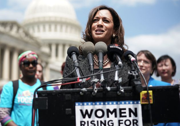 Democratic presidential candidate and Sen. Kamala Harris has said her State of the Union guest will be Trisha...