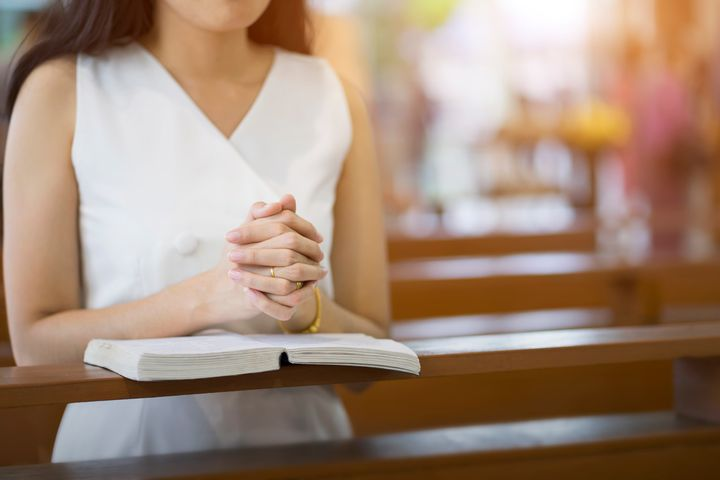 """In most of the 26 countries studied, Pew researchers found that being a regular participant in a religious community was """"clearly"""" linked with higher levels of happiness."""