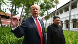 트럼프가 2차 북미정상회담 날짜와 장소를 공식
