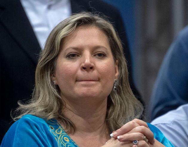 Joice Hasselmann quer mudança na Lei Maria da