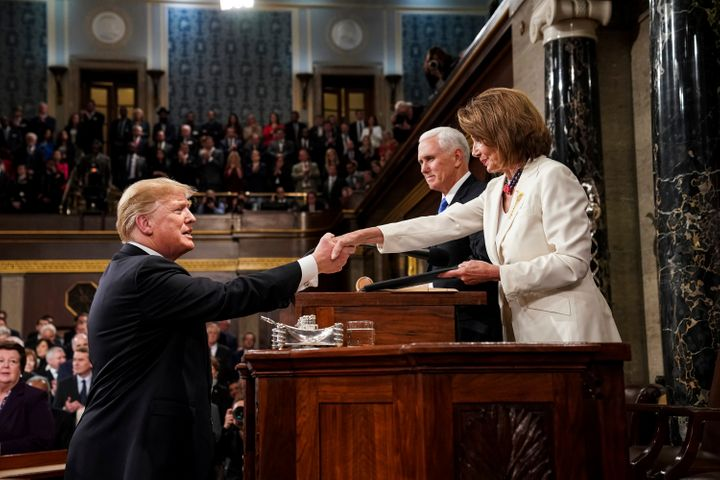 President Donald Trump spoke about bipartisanship in Tuesday night's State of the Union address. But what will he say in the
