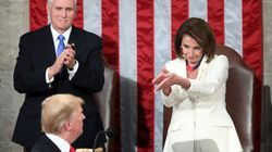 Trump Just Threw His Vice President Under The Bus And Now 'President Pelosi' Is