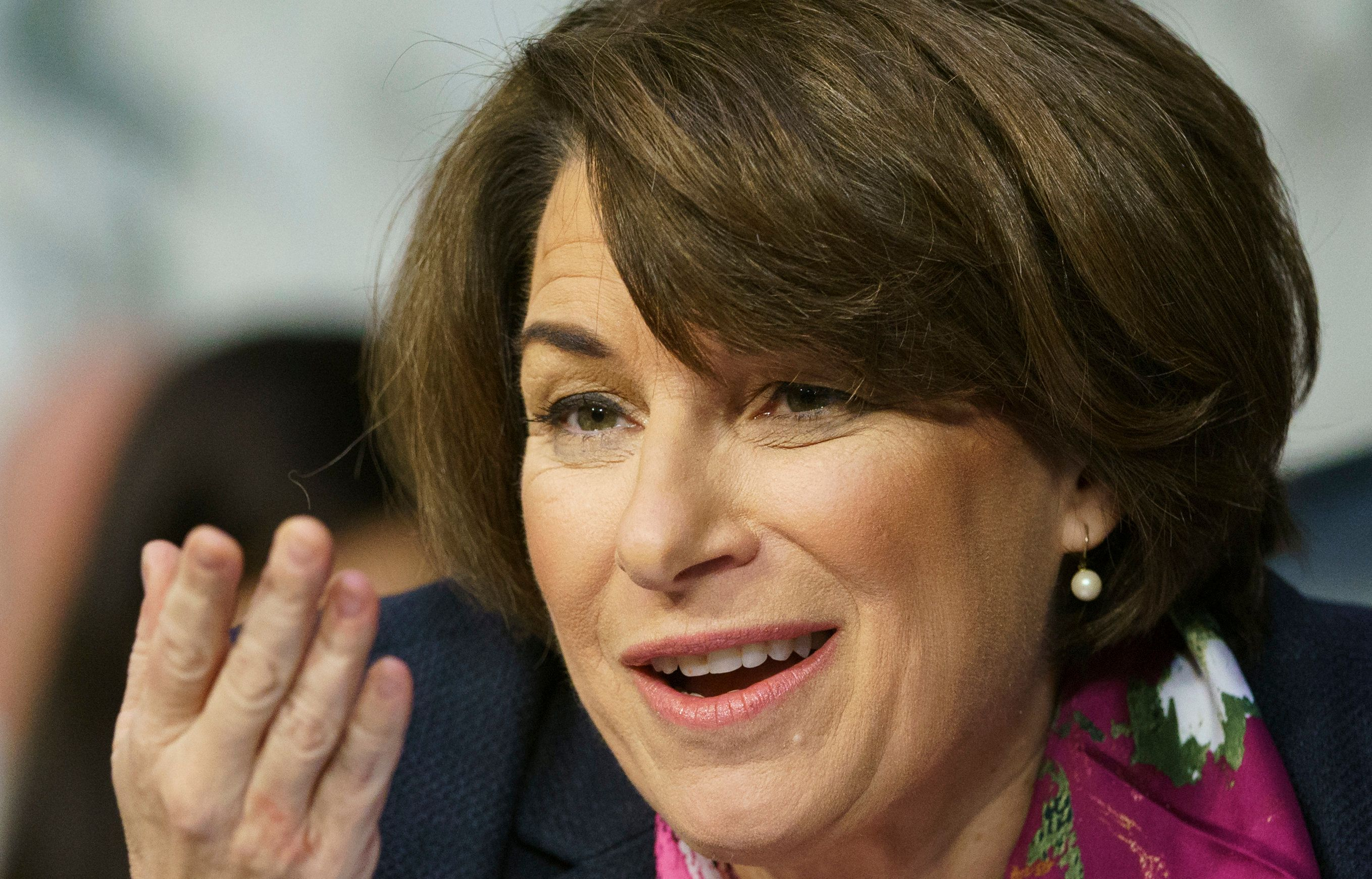 Some forms staffers of Sen. Amy Klobuchar describes the lawmaker as habitually demeaning and prone to bursts of cruelty