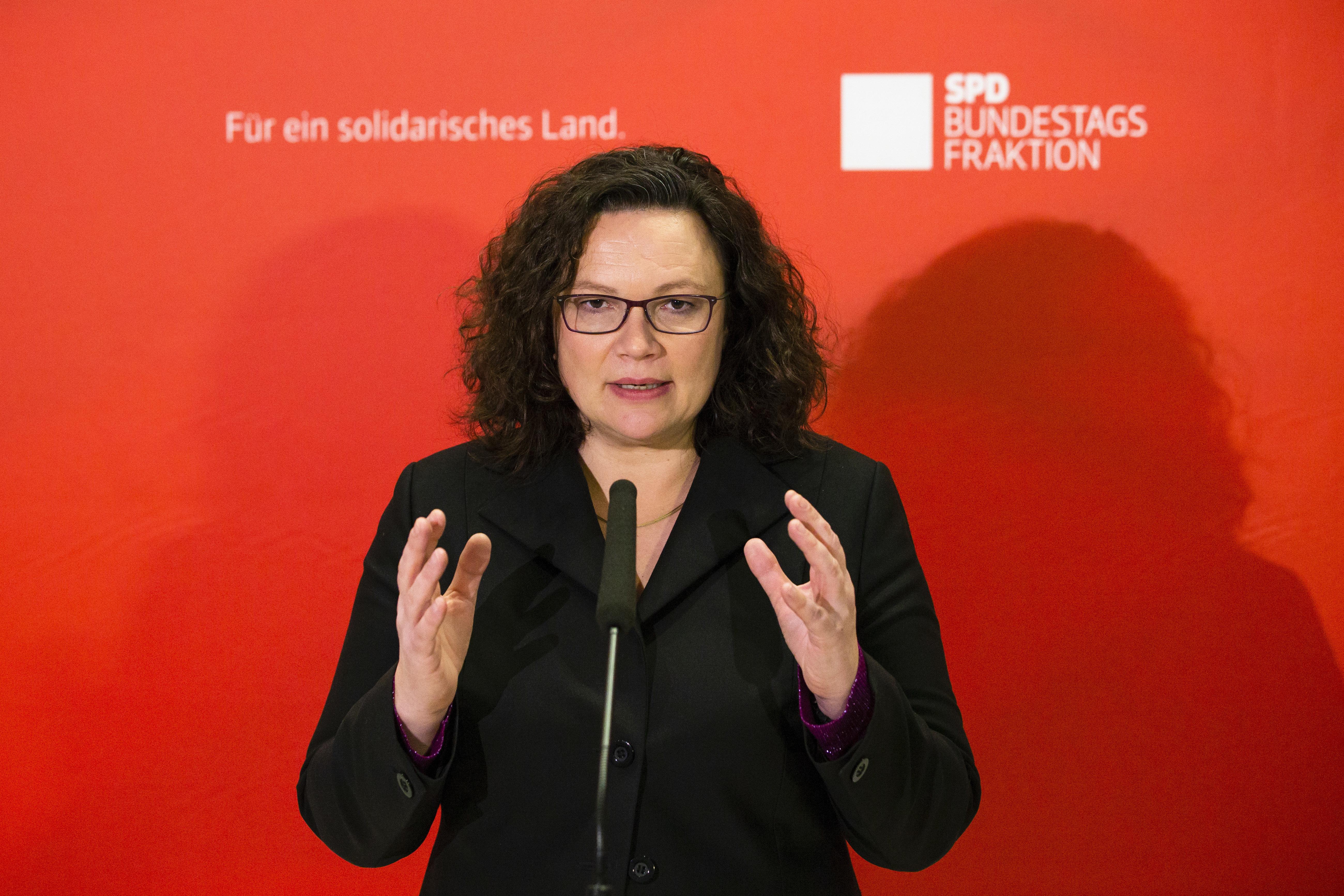 Längerer Bezug, weniger Strafen:So will Nahles Hartz IV reformieren