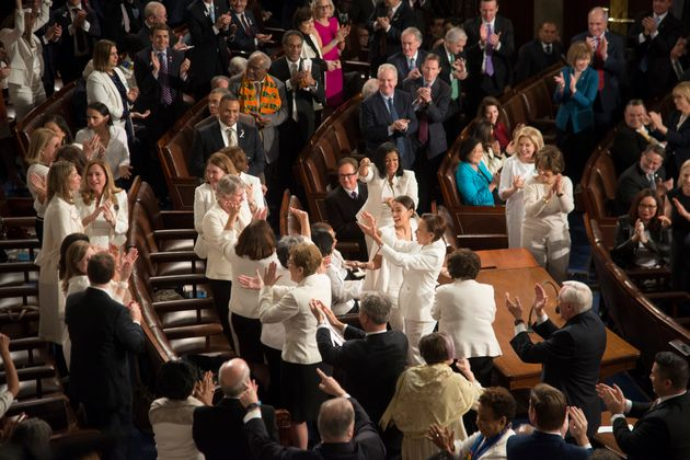 Trump's State Of The Union Was Not The Self-Destructive Spectacle Democrats Hoped, And Republicans