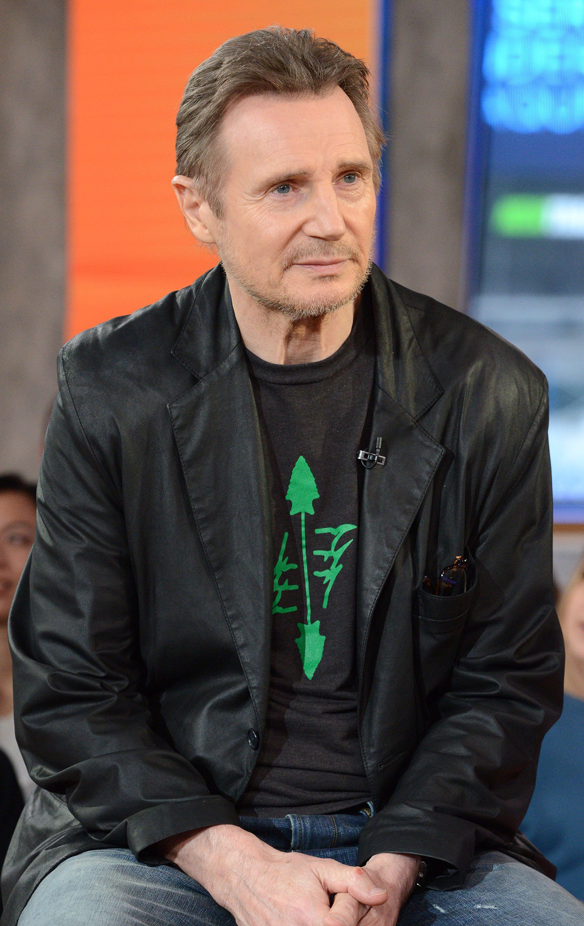 Premiere Of Liam Neeson's New Film Abruptly Cancelled After Race