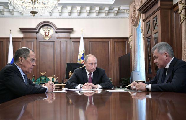 미국이 INF 탈퇴를 선언하자 러시아가 신형 미사일 개발 계획을