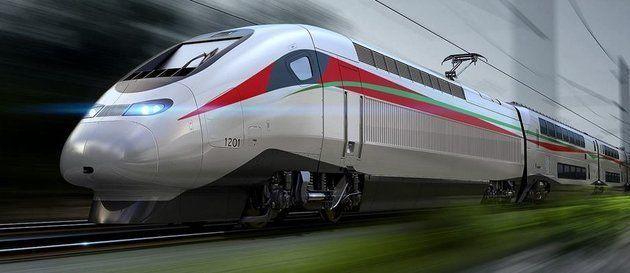 Al-Boraq est le premier train à grande vitesse du continent