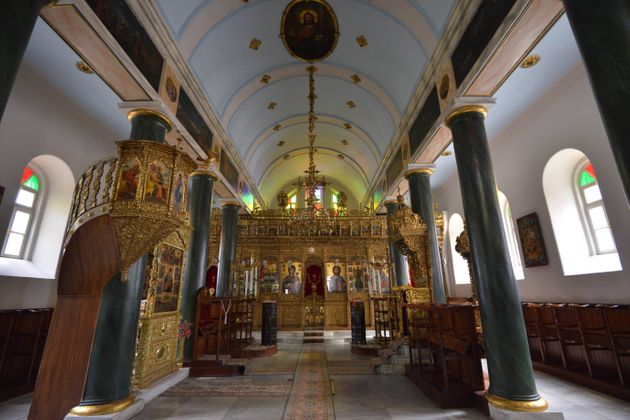 Χάλκη: Η θεολογική σχολή - σύμβολο και η ιστορία της (δείτε το