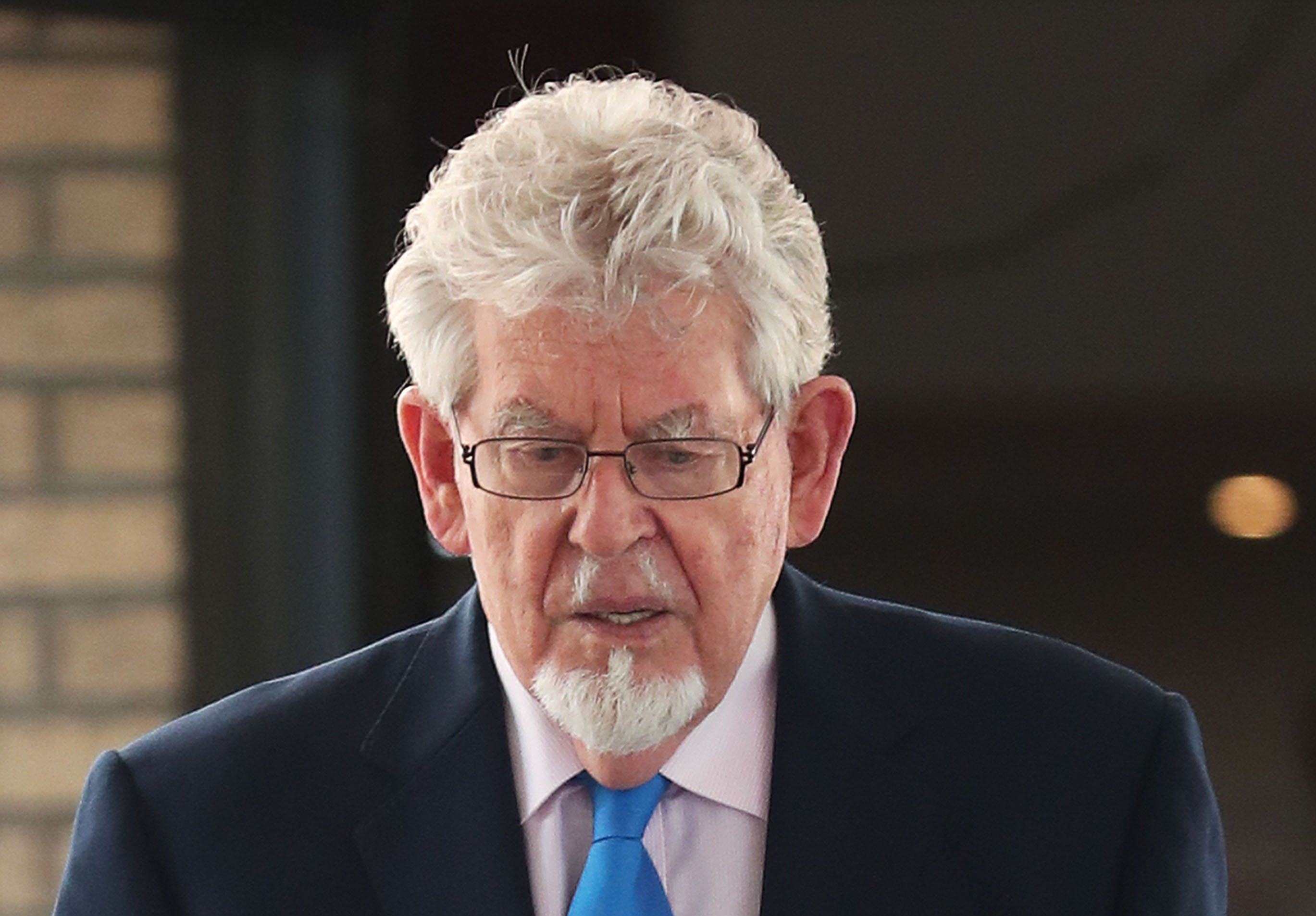 Child abuser Rolf Harris being investigated for 'walking onto primary school grounds'