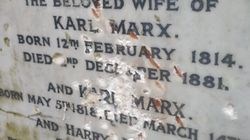Grave Of Karl Marx Vandalised In 'Suspected Far-Right