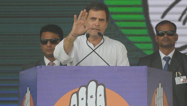 Modi Is 'Jumla Raja' And His Rule 'Chaupat Raj': Rahul Gandhi's Latest