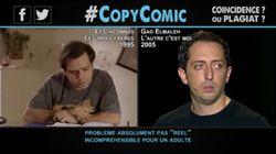 CopyComic dévoile la suite de sa vidéo accusant Gad Elmaleh de
